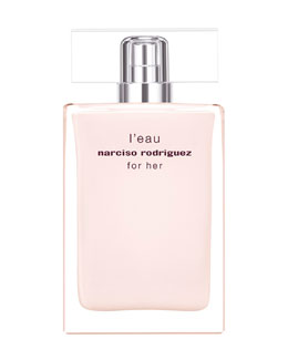 Narciso Rodriguez l'Eau For Her Eau de Toilette, 1.6 fl.oz.