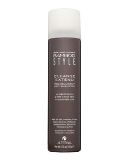 Bamboo Smooth Cleanse Extend Dry Shampoo