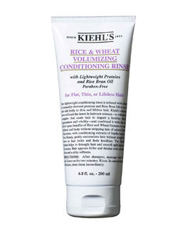 Kiehl's Since 1851 Rice & Wheat Volumizing Conditioning Rinse