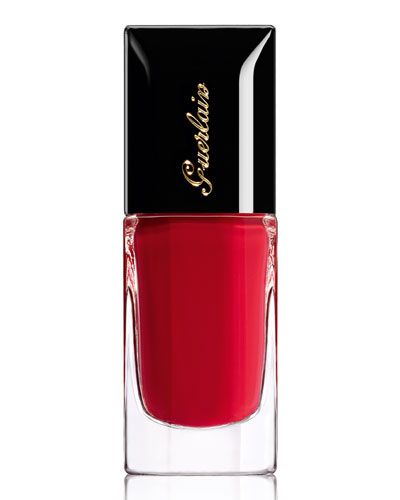 Color Lacquer, Rouge d