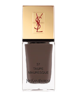Yves Saint Laurent La Laque No37 Taupe Mauresque