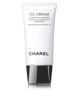 CHANEL <b>CC CREAM</b><br>Complete Correction Sunscreen Broad Spectrum SPF 25
