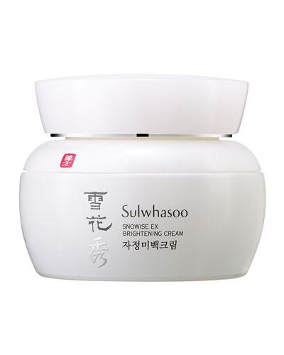 Snowise EX Brightening Cream, 50 mL