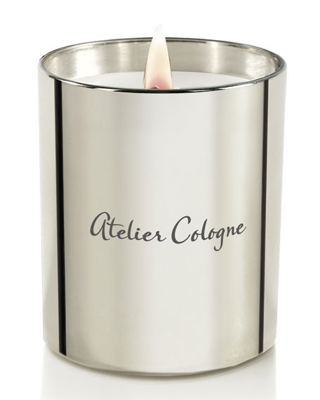 Atelier Cologne Silver Iris Candle