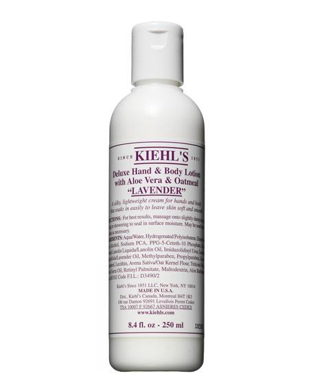 Kiehl's Since 1851 Lavender Deluxe Hand & Body