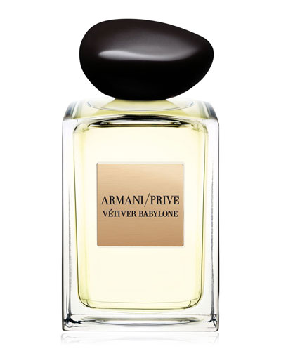 Prive Vetiver Babylone Eau De Toilette, 100 mL