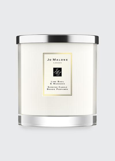 Lime Basil & Mandarin Luxury Candle  2.5kg