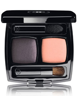 CHANEL LIMITED EDITION OMBRES CONTRASTE DUO Eye Shadow Duo