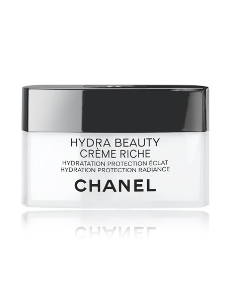 CHANEL HYDRA BEAUTY CRÈME RICHE Hydration Protection