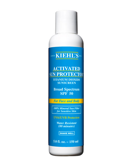 Kiehl's Since 1851 Activated Sun Protector SPF 50,