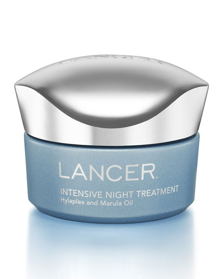 Lancer Intensive Night Treatment, 50 mL