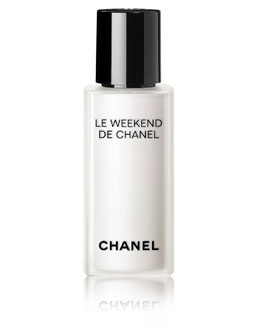 CHANEL LIMITED EDIITON LE WEEKEND DE WEEKLY RENEWING FACE CARE PUMP BOTTLE 1.7FL. OZ.