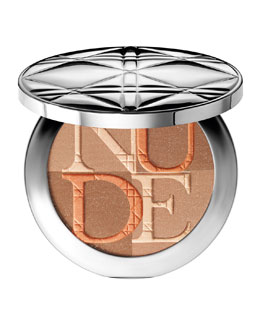 Diorskin Nude Shimmer Powder - NEW, Ambre/Amber
