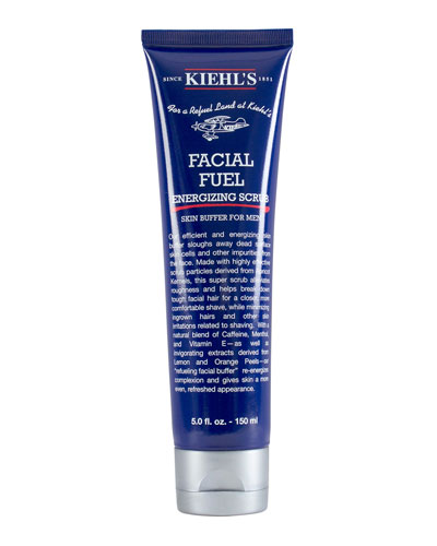 Facial Fuel Energizing Scrub Skin Buffer for Men, 5.0 oz.