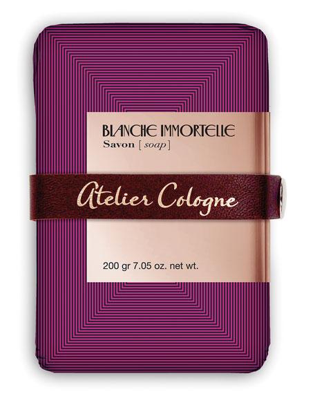 Blanche Immortelle Soap, 7.04 oz. net. wt.