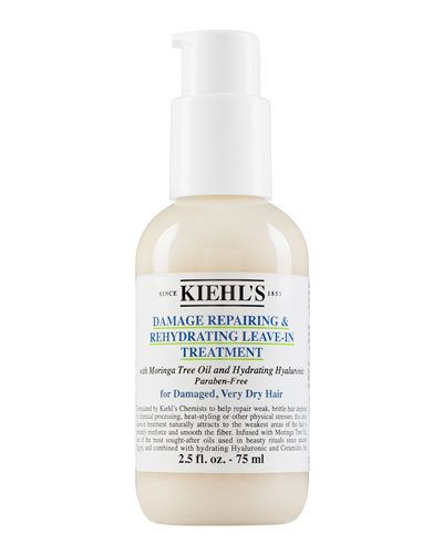 Damage Repairing & Rehydrating Leave-in Treatment  2.5 oz.