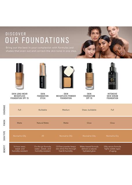 Skin Weightless Powder Foundation, 11g