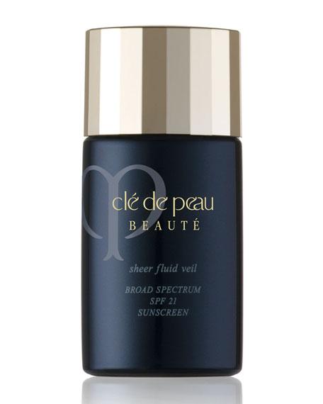 Cle De Peau Sheer Fluid Veil SPF 21,
