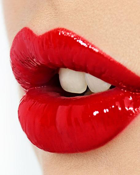 Lip Lustre Lip Gloss, Red Vixen, 3.5 mL