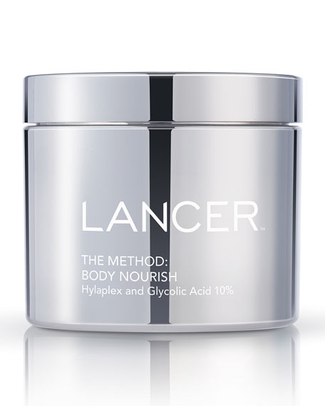 Lancer The Method: Body Nourish Cream with Hylaplex®