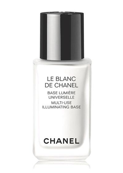 <b>LE BLANC DE CHANEL</b><br>Multi-Use Illuminating Base 1.0 oz.