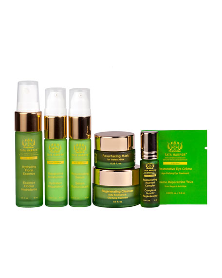Tata Harper Tata's Daily Essentials Natural Antiaging Skincare