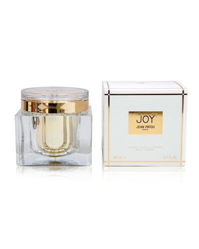 Joy Body Cream, 6.7 oz.