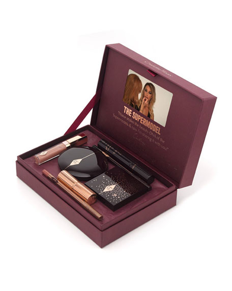 LIMITED EDITION The Supermodel Genius Tutorial Video Box