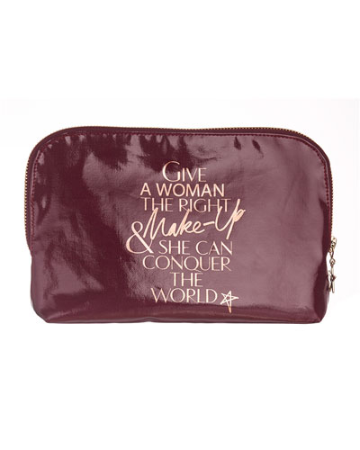 Charlotte Tilbury Signature Make-Up Bag (2nd Edition)