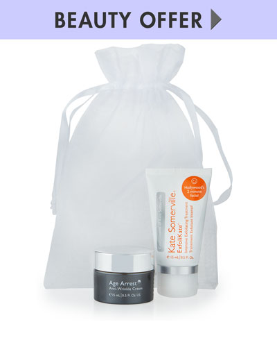 Yours with any $200 Kate Somerville purchase*