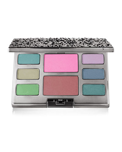 LIMITED EDITION Watercolour Mist Eye & Cheek Palette