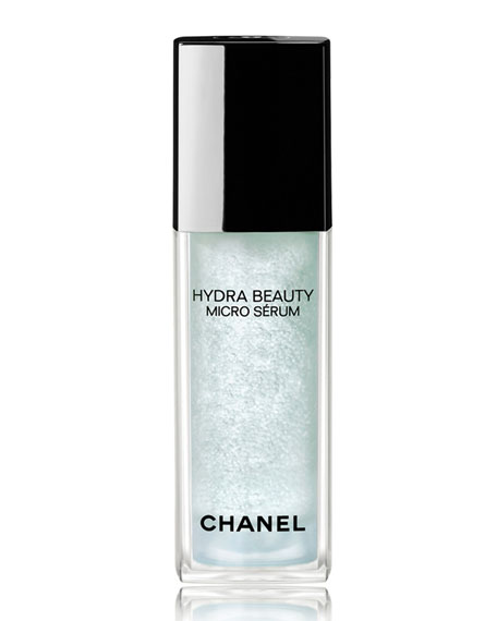 CHANEL HYDRA BEAUTY MICRO SERUM Intense Replenishing Hydration,