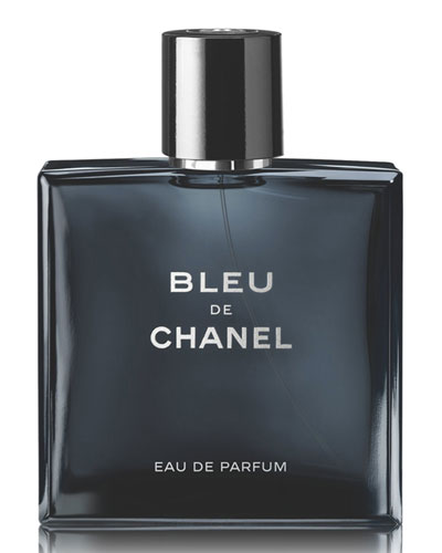 <b>BLEU DE CHANEL </b><br>Eau de Parfum Pour Homme Spray, 3.4 oz.