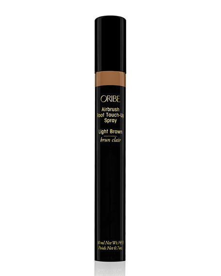 Airbrush Root Touch-Up Spray, Light Brown, 0.7 oz./ 30 mL
