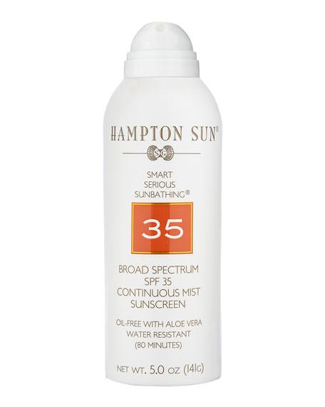 Hampton Sun SPF 35 Continuous Mist
