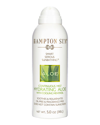 Hydrating Aloe Continuous Mist