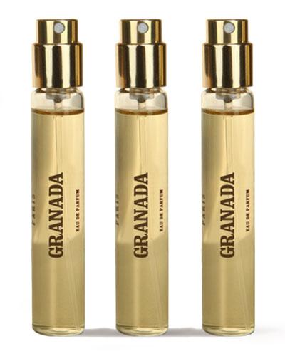 Spray Fiole Granada, 3 x 10 mL