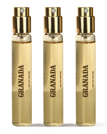 Spray Fiole Granada, 3 x 10 mL
