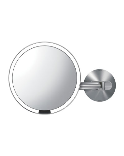 8 Wall Mount Sensor Makeup Mirror