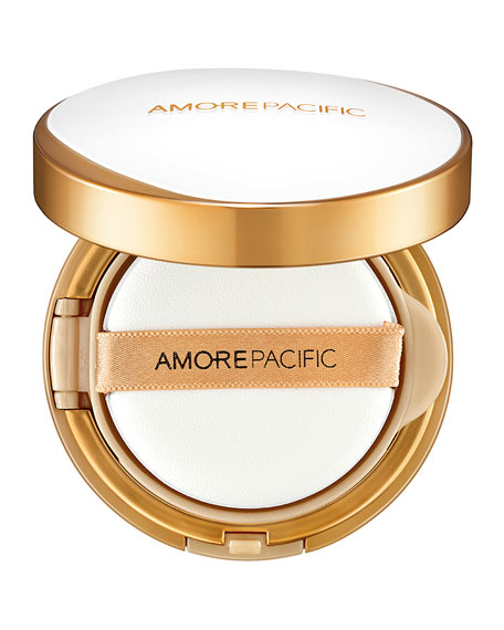 AMOREPACIFIC RESORT COLLECTION Sun Protection Cushion Broad