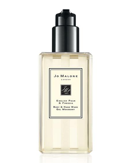 English Pear & Freesia Body & Hand Wash, 250ml
