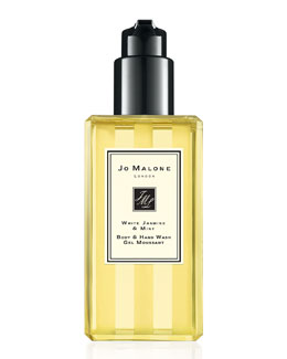 White Jasmine & Mint Body & Hand Wash, 250ml