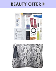 Free Sample Filled Bag With Over $100 Beauty Purchase @ Bergdorf Goodman