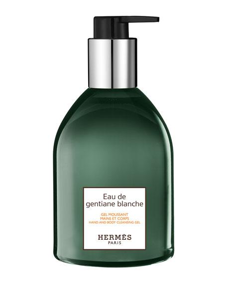 Eau de gentiane blanche Hand and Body Cleansing Gel, 10 oz.