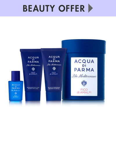 Yours with any $150 Acqua di Parma purchase—Online only*
