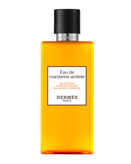Hermès Eau de mandarine ambrée Hair and Body