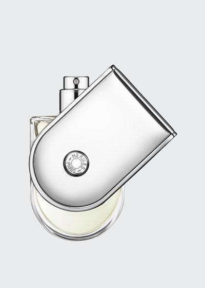 Voyage d'Hermès Eau de Toilette Refillable Natural Spray, 3.3 oz./ 100 mL