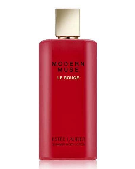 Estee Lauder Modern Muse Le Rouge Shimmer Body