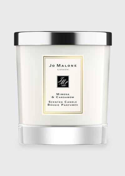 Mimosa & Cardamom Home Candle, 200g