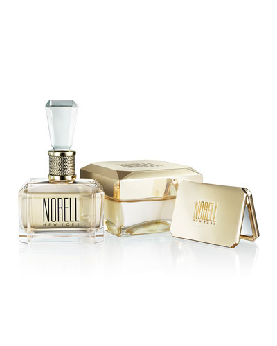 Exclusive Norell New York Three Piece Legacy Set